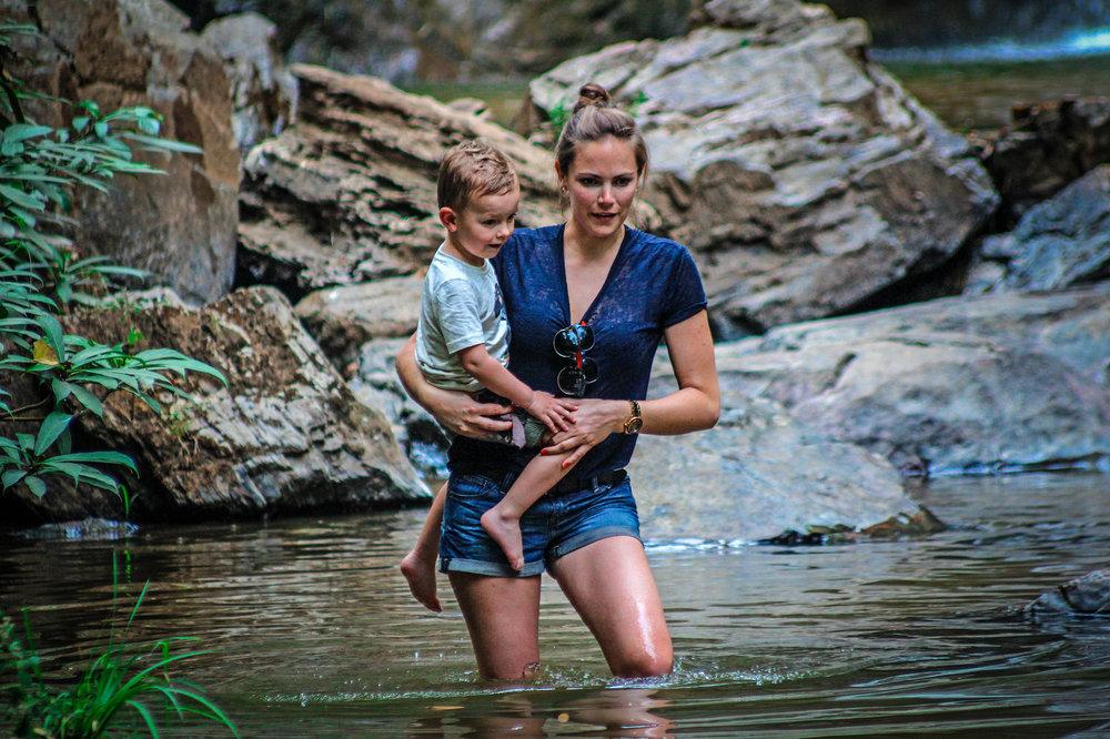 Reizen met Kinderen Thailand Chiang Mai - Noorden Jungle - Watervallen.jpg