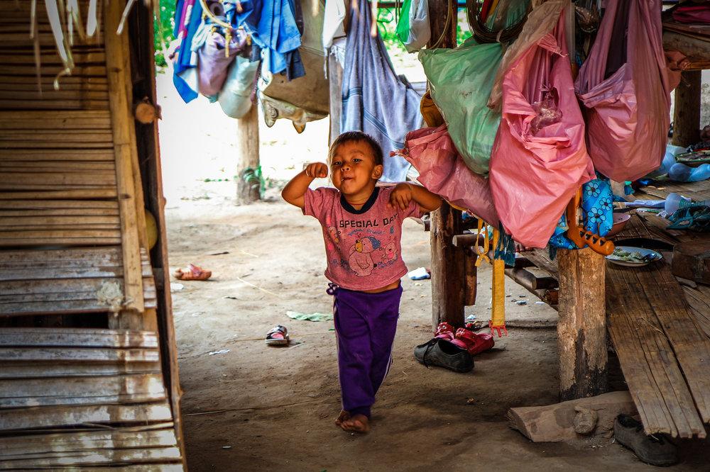 Reizen met Kinderen Thailand Karen Tribe.jpg