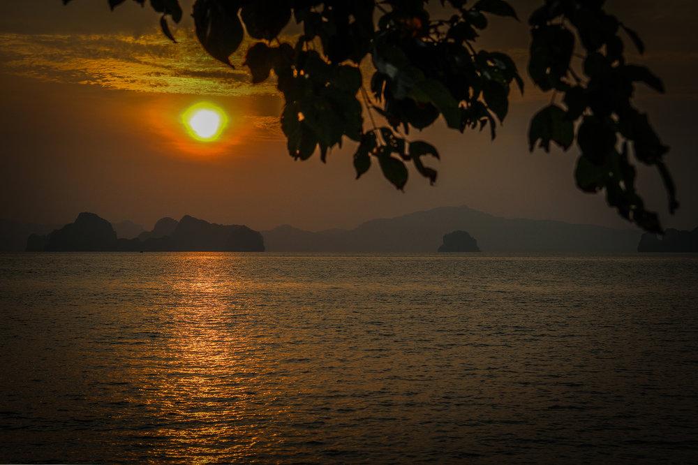 Reizen met Kinderen Thailand Zuiden - sunset - Sunrise.jpg