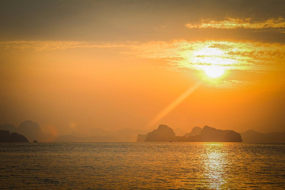 Reizen met Kinderen Thailand Zuiden - sunset - Sunrise2.jpg
