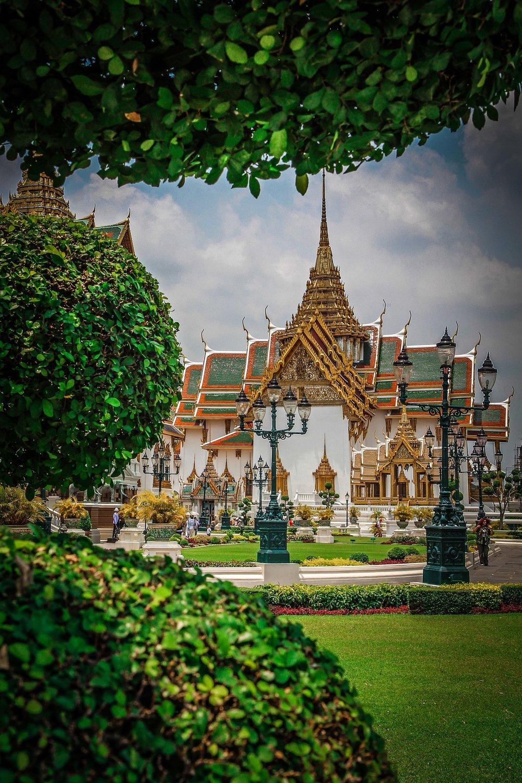 Bangkok met kinderen - Grand Palace prive