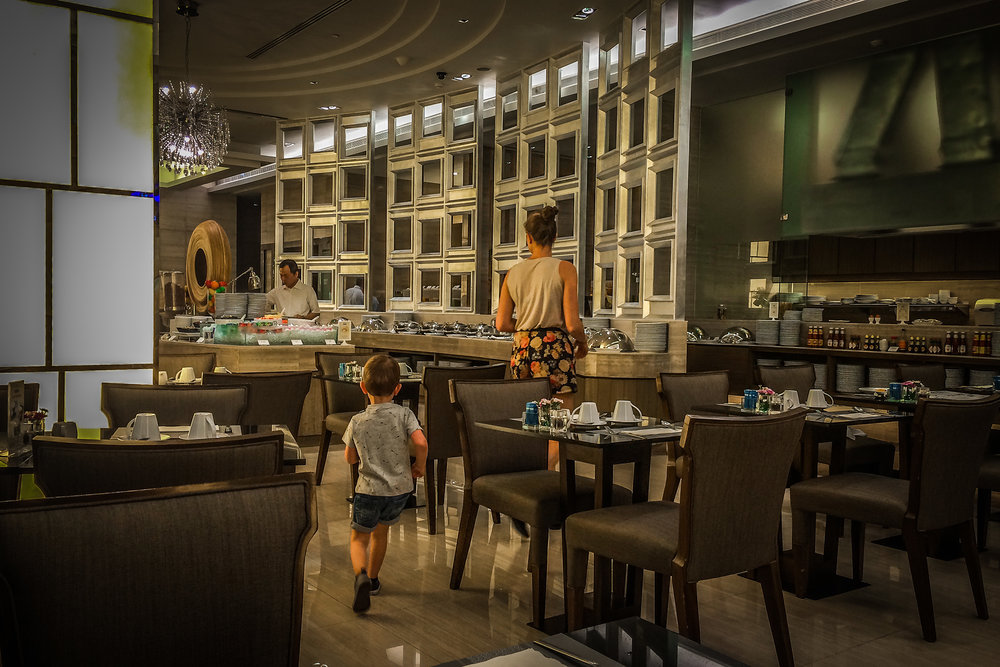 Grande centre point terminal21 - Hotel Bangkok - breakfast