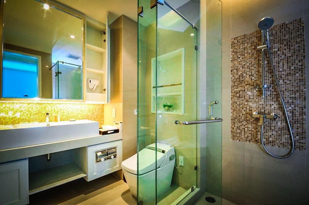 Grande centre point terminal21 - Hotel Bangkok - bathroom