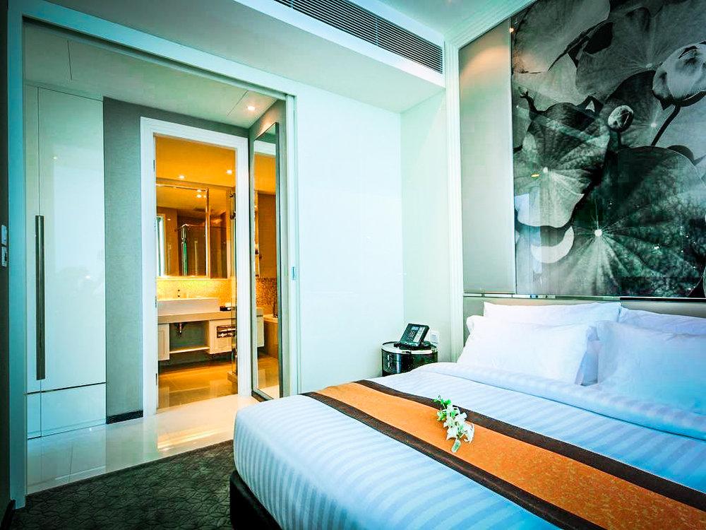 Grande centre point terminal21 - Hotel Bangkok - room