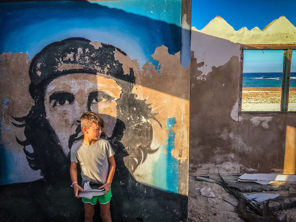 rondreizen met kinderen in Cuba