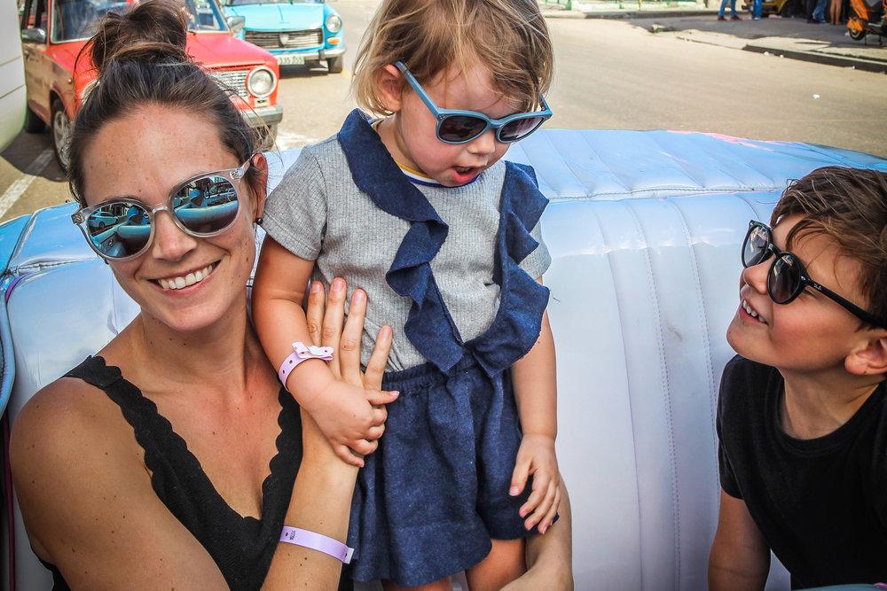 Kinderen zijn dol van Cuba