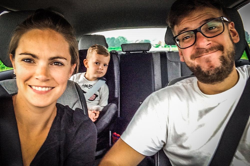 Familievakantie met de auto