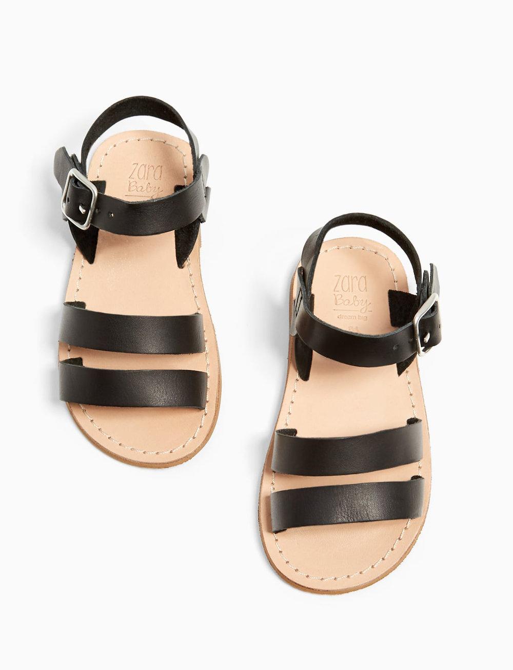 Zara sandalen