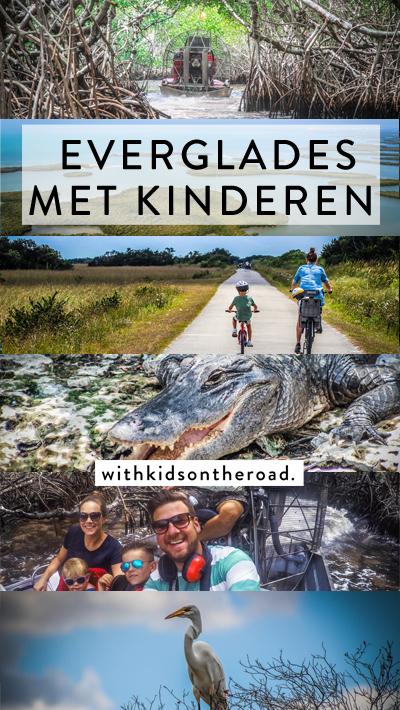 Everglades met kinderen