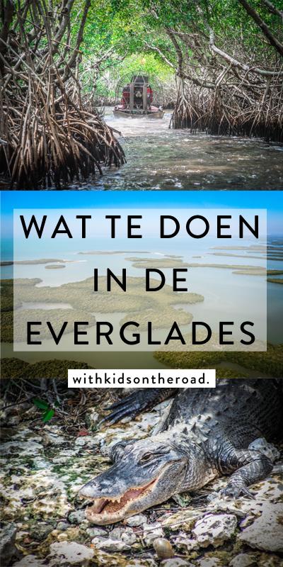 Must do Everglades
