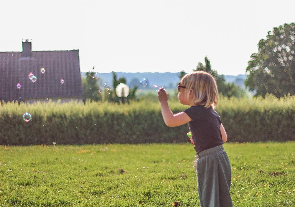 Landal - hoog vaals - met kinderen - tuin