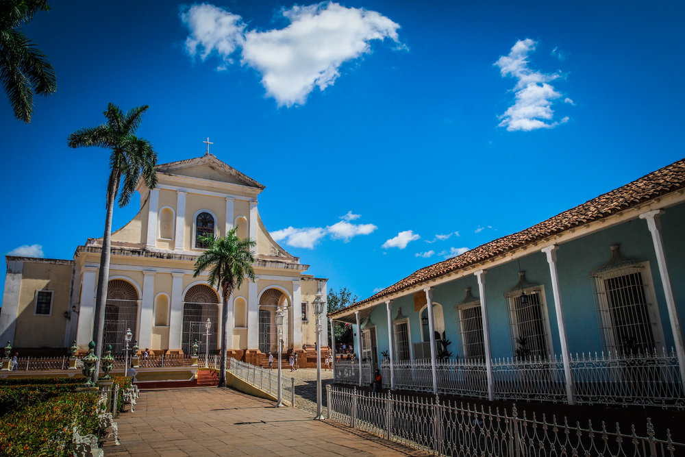 Kerk in trinidad