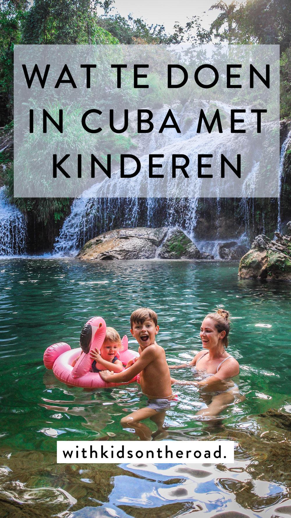 Tips om Cuba te ontdekken met kinderen