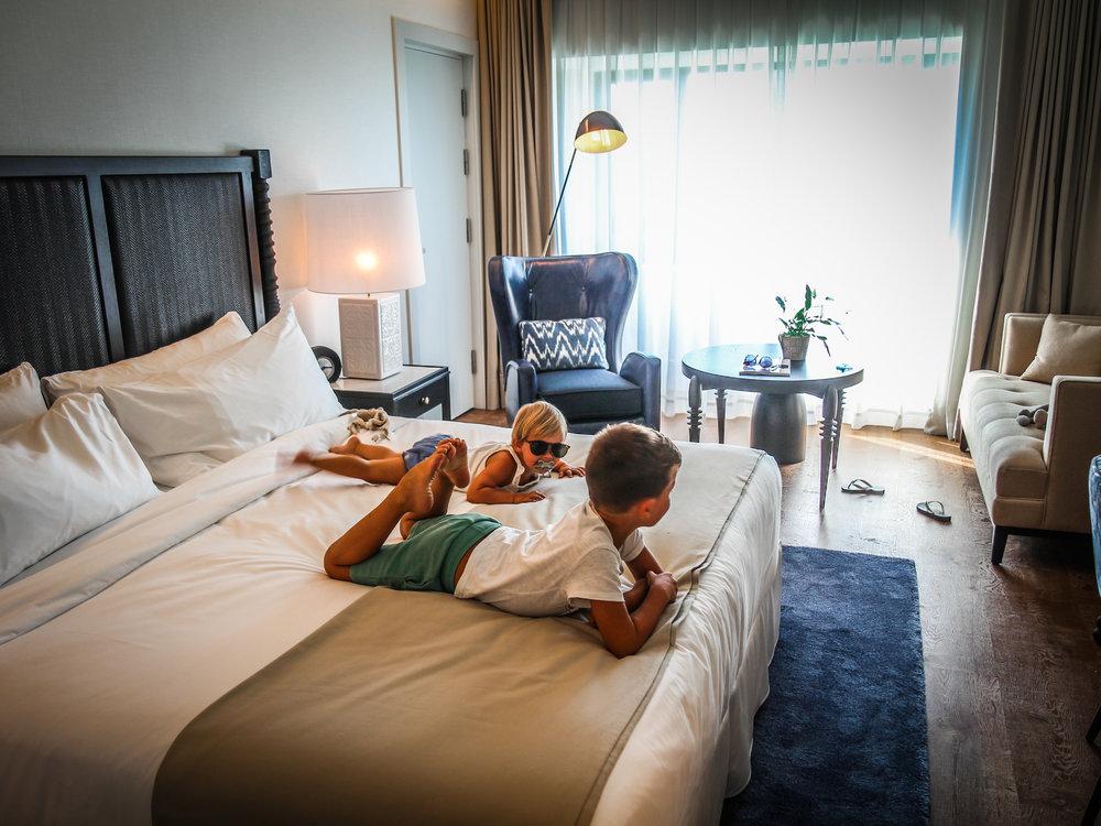 Room Camiral Catalunya Kamer met kinderen