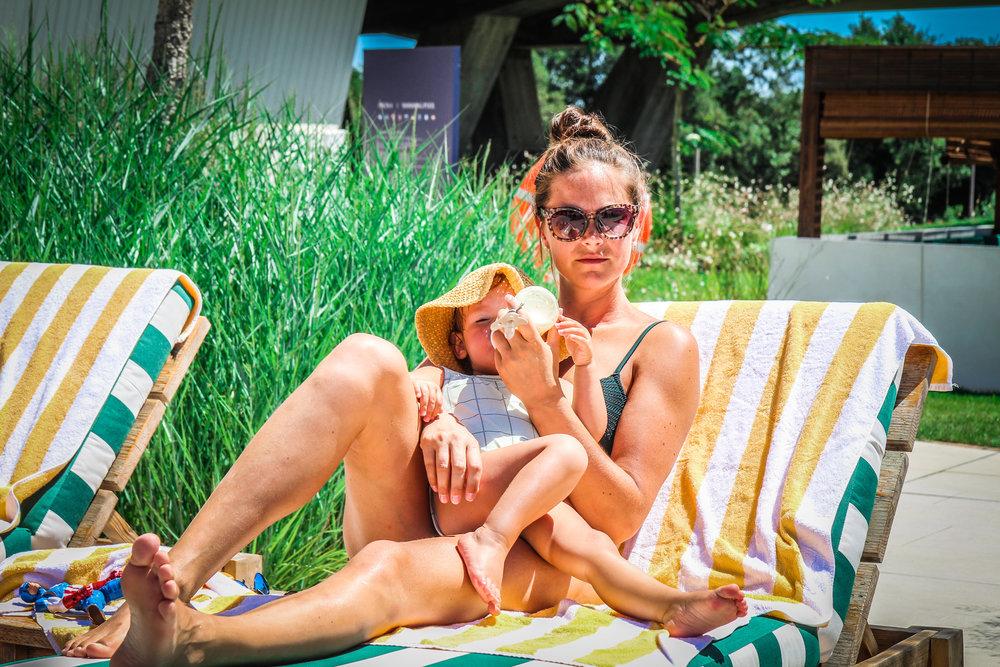 Zonnen - Reizen met kinderen - Hotel Camiral Catalunya