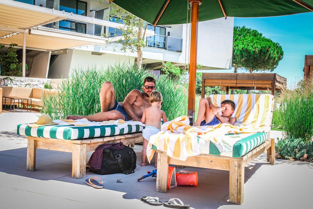 Kindvriendelijk hotel- Camiral Spanje