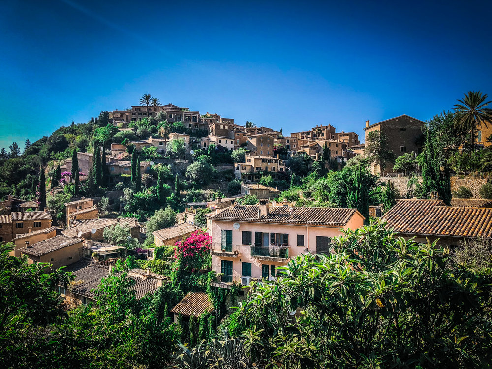 Valldemossa - View