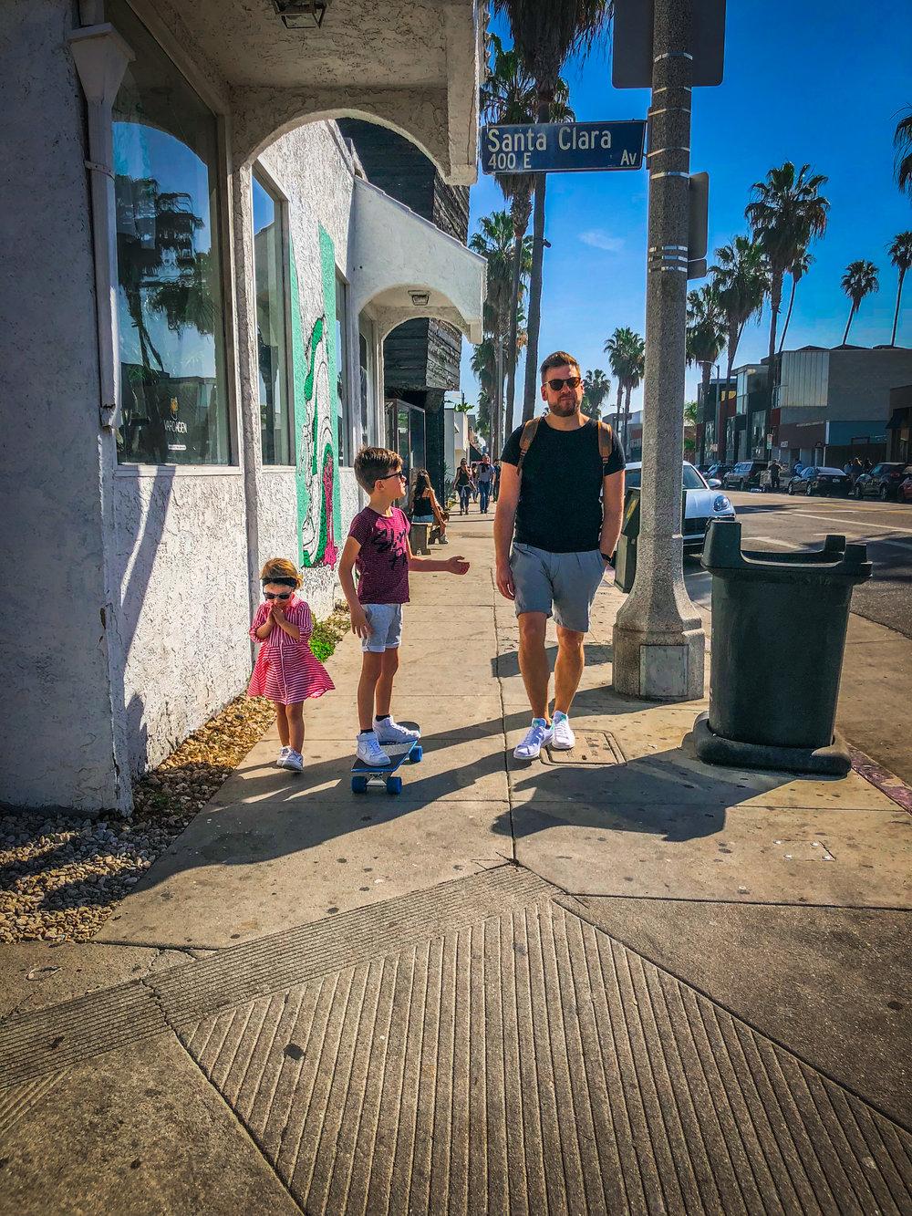 Venice Beach - gjelina - abbot kinney road - reizen met kinderen-18.jpg