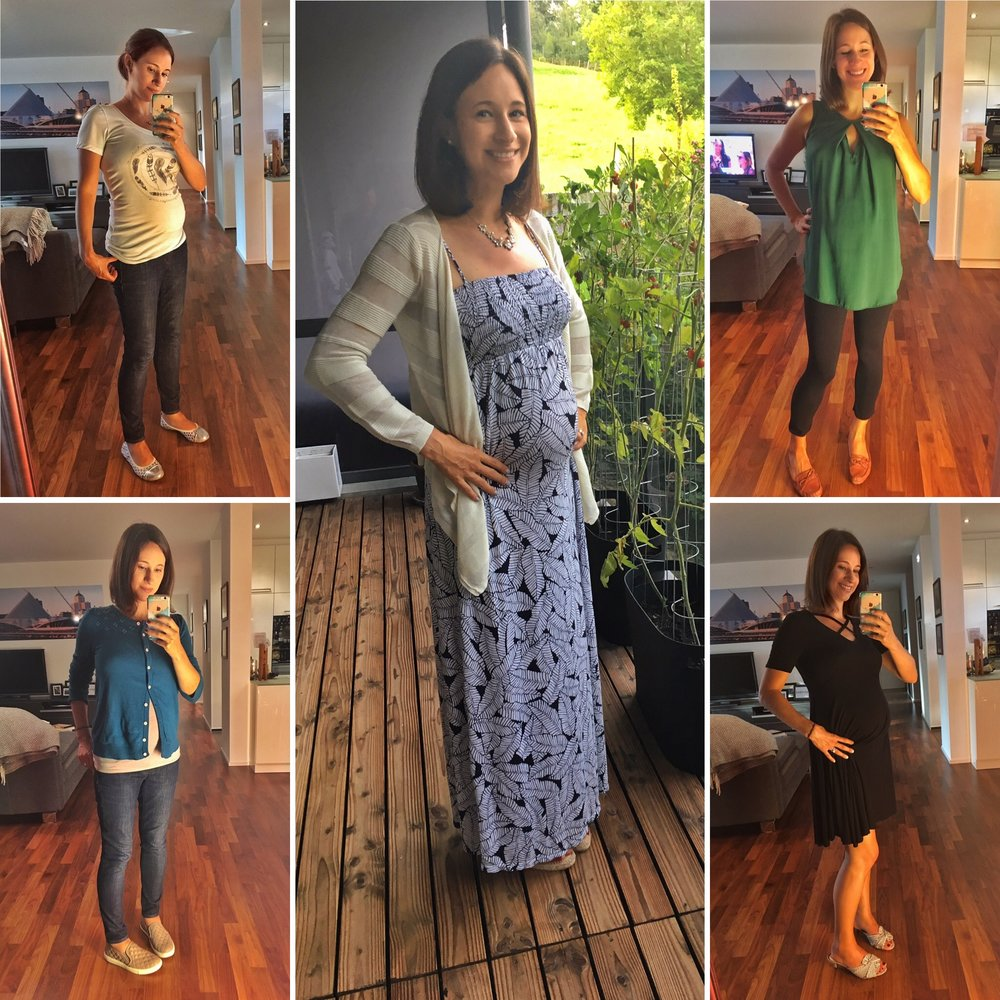 Outfits of the week - Post-pregnancy — Swiss Steph