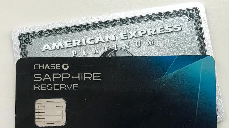 Chase Sapphire Reserve Vs American Express Platinum