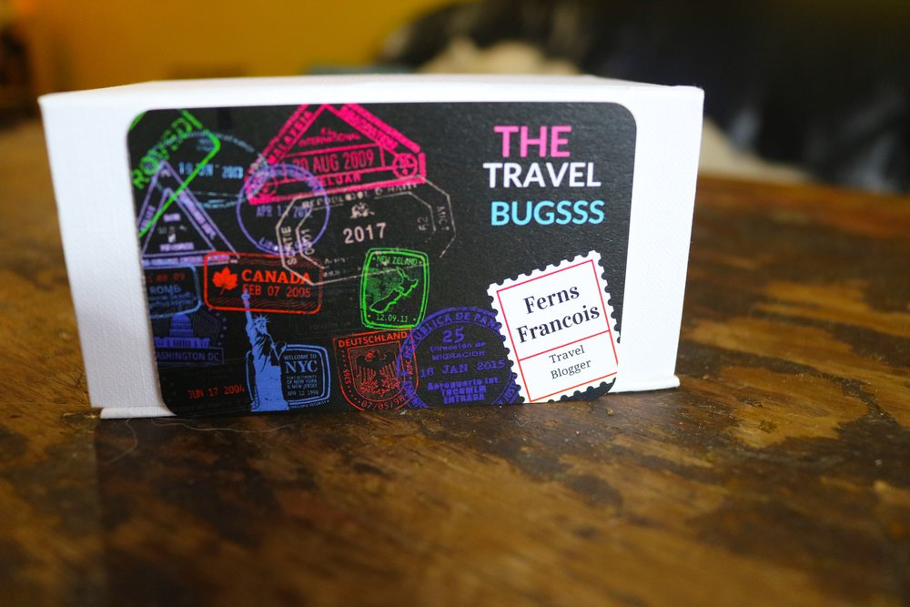 Travel bugsss new business cards travel bugsss img9527g reheart Gallery
