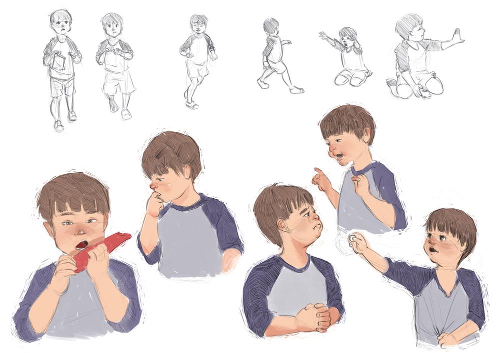 Toddler Study
