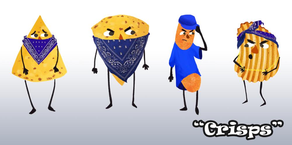 Crisps Concept