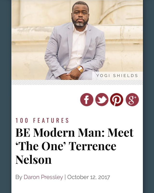 "Honored to be named one of Black Enterprise"" 100 BE  Modern Men"" for 2017 Black Enterprise Magazine has been a staple in my household for as long as I can remember so this is  truly humbling. Link in bio 📸 @yogitheshooter #blackenterprise #bemodernman #blackbusiness #ambition #blkinnovators #tvone #newsonenow #dcbloggers #dcmedia #dcmedia #bmoremedia #tvlife #techblogger #newsonenow #bemodernman"