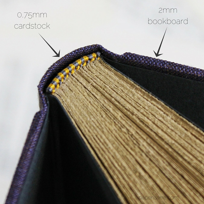 7 tips for more professional looking handmade books - paperiaarre.com