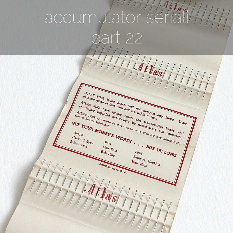 vintage needles - accumulator seriali - part 22 / paperiaarre.com