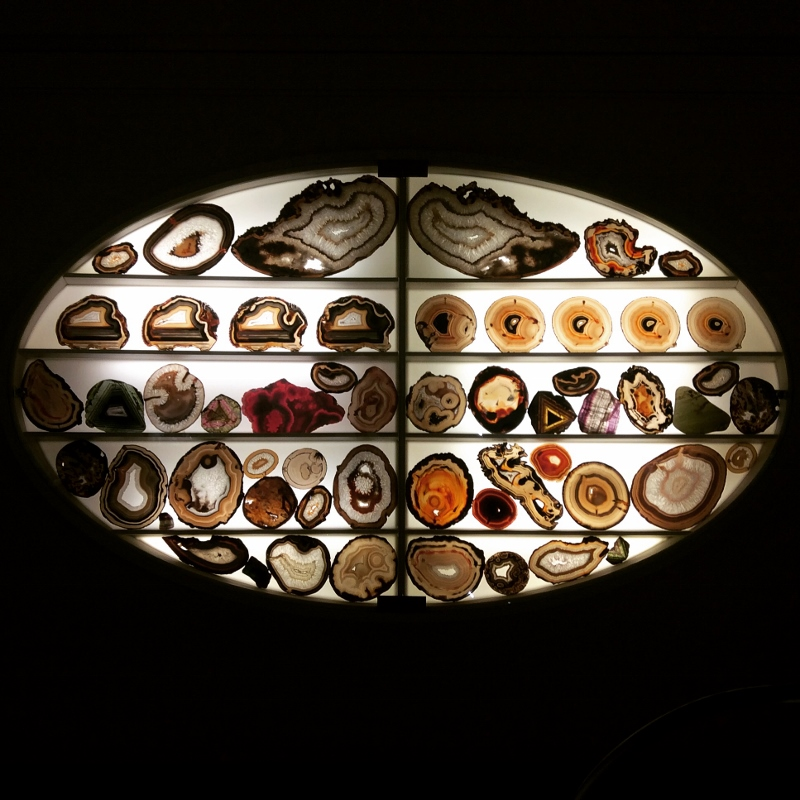 Mineralogy Museum, Florence - paperiaarre.com