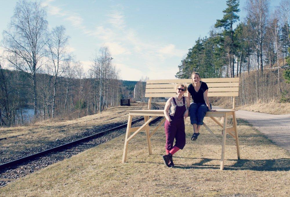 Stora Möbler Ida & Elin