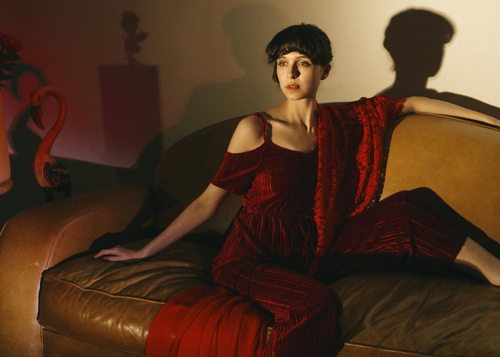 Amina Hocine - Amina Hocine är en kompositör, producent, sångerska och multiinstrumentalist baserad i Göteborg. De senaste...