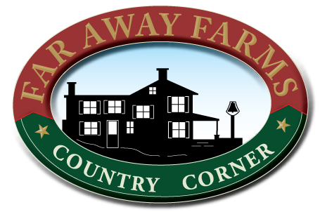 Far Away Farm's Country Corner