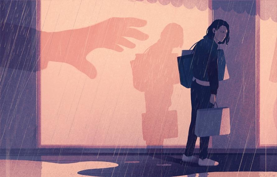 K. Strautniekas - New Yorker