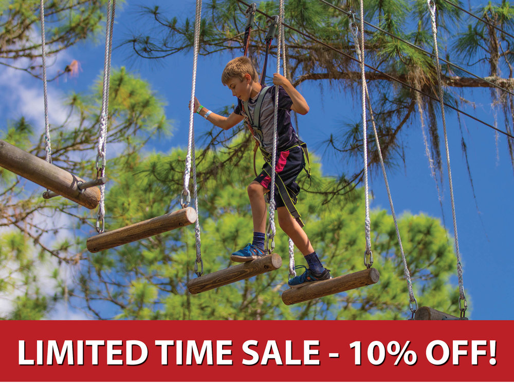 Junior Ticket Gift Certificate - Ages 9 & up
