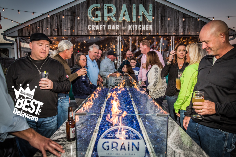 Grain on Main - Where It All Began