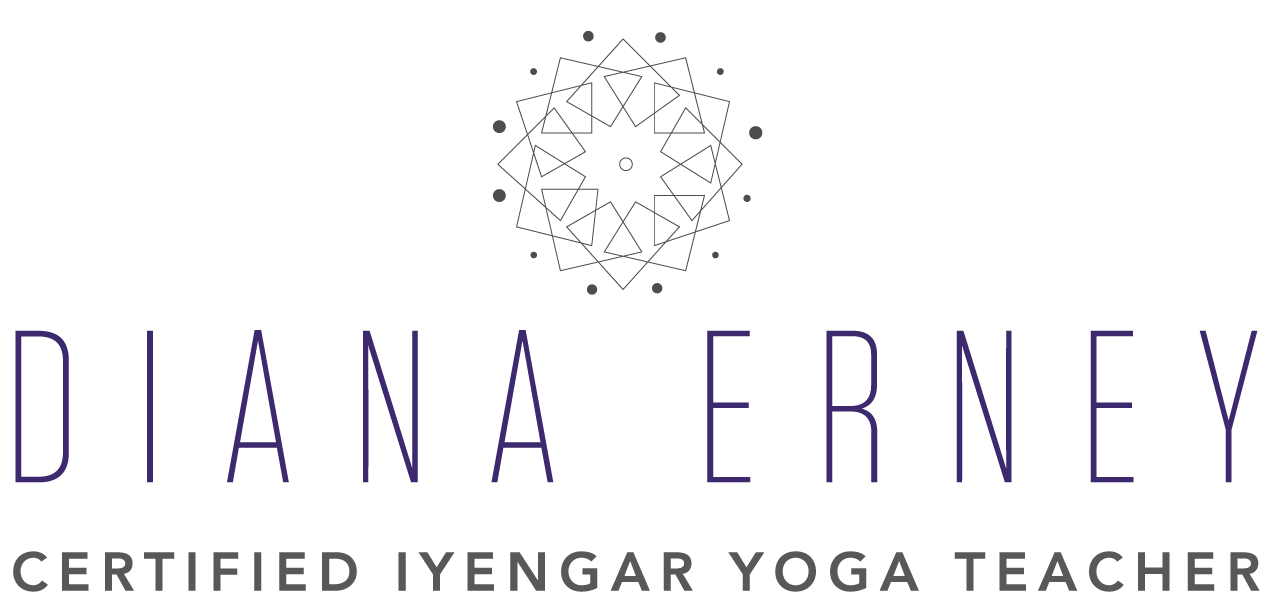 Diana Erney • Iyengar Yoga Teacher
