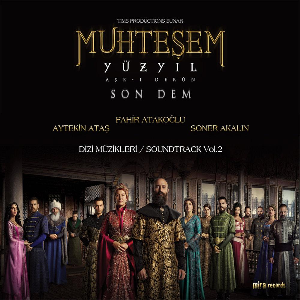 Muhteşem Yüzyıl Vol.2 © Mira Records 2014
