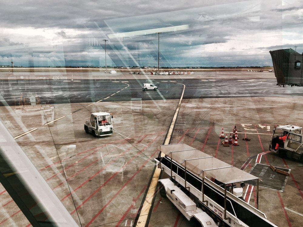 Lyon Saint Exupéry Airport - Lyon, France