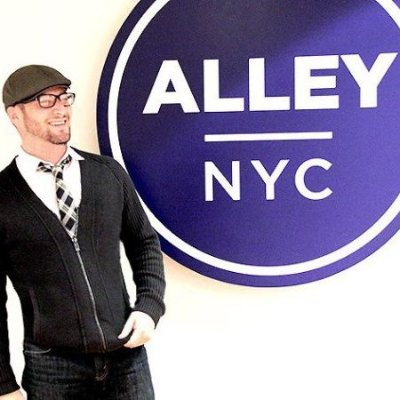 Jason Saltzman Founder & CEO @ Alley, Columnist @ Entrepreneur