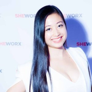 Lisa Wang Co-Founder @ SheWorx