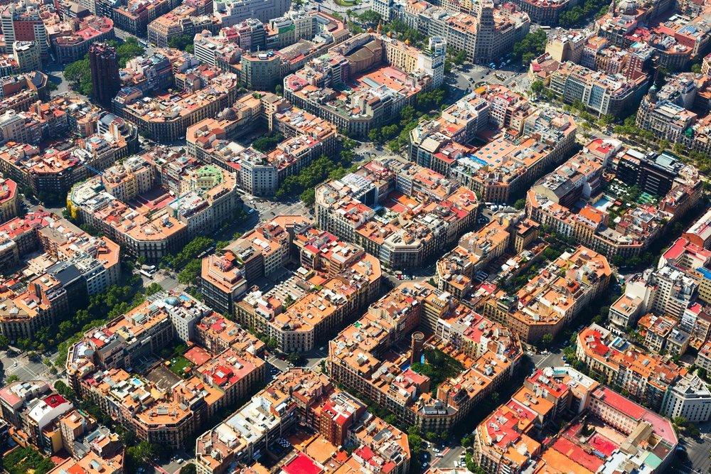 Superblocks in Barcerlona