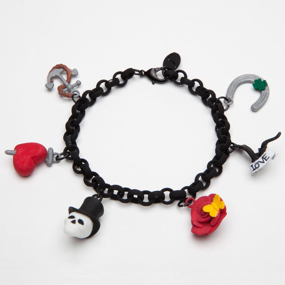 True tattoo bracelet (handpainted)