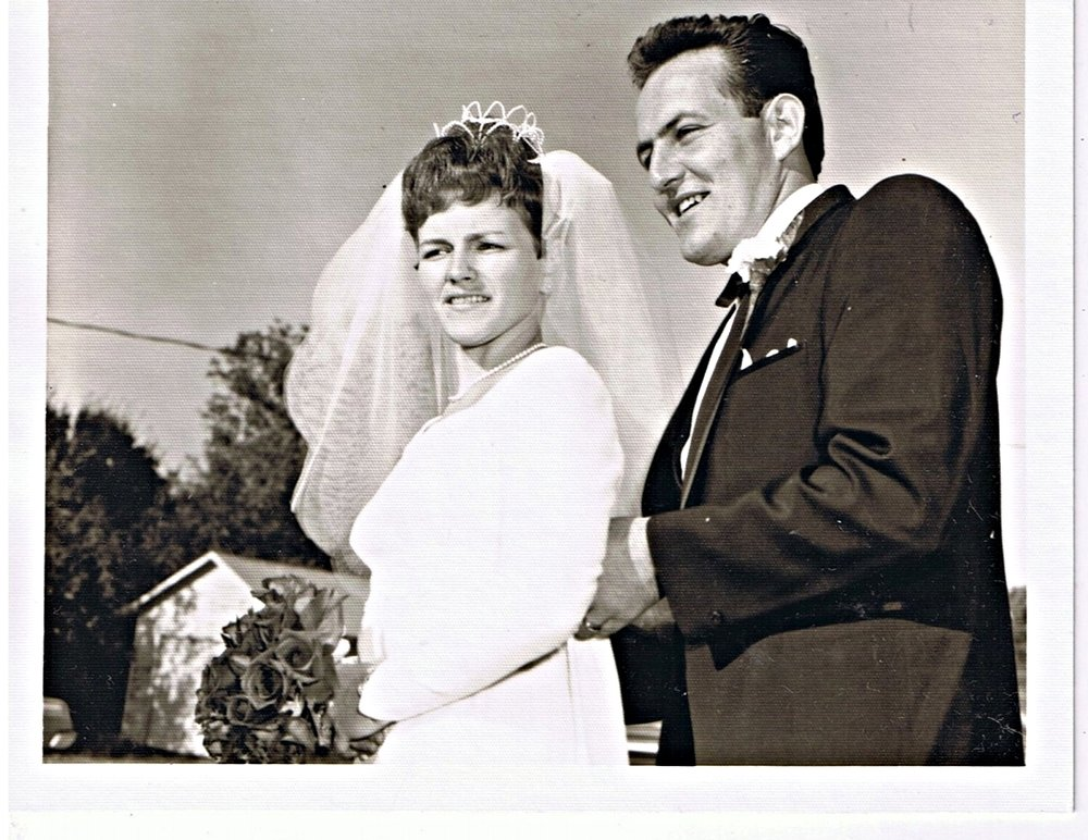 Ron and Gail recently celebrated their 50th Wedding Anniversary. They were married in Shawville PQ.
