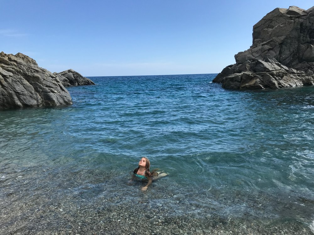 My Little Mermaid moment in Italy