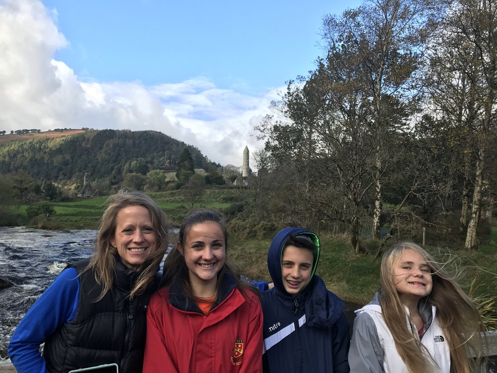 Glendalough is magical