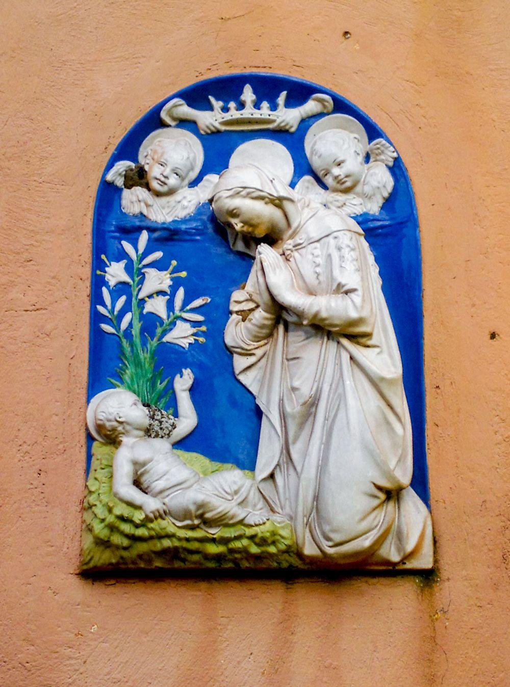 Della Robbia  Nativity