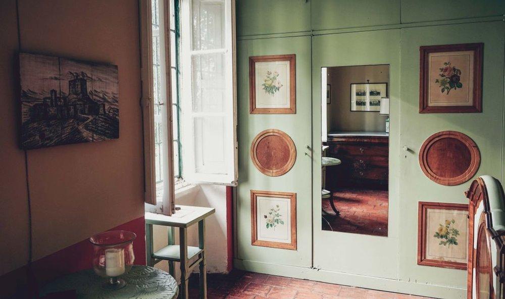 Ezedra bedroom