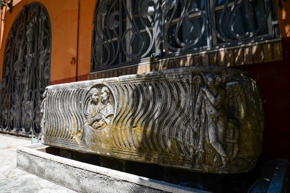 Tacitus Sarcophagus
